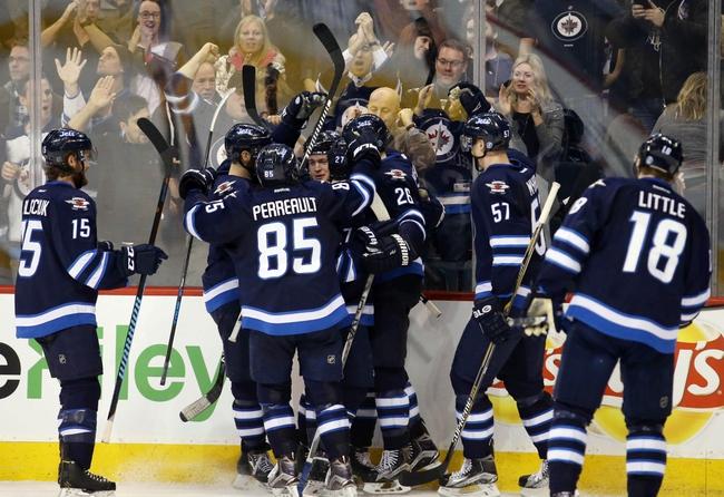 Winnipeg Jets vs. Nashville Predators - 1/21/16 NHL Pick, Odds, and Prediction