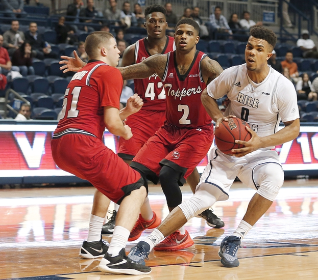 Middle Tennessee Blue Raiders vs. Rice Owls - 1/23/16 College Basketball Pick, Odds, and Prediction