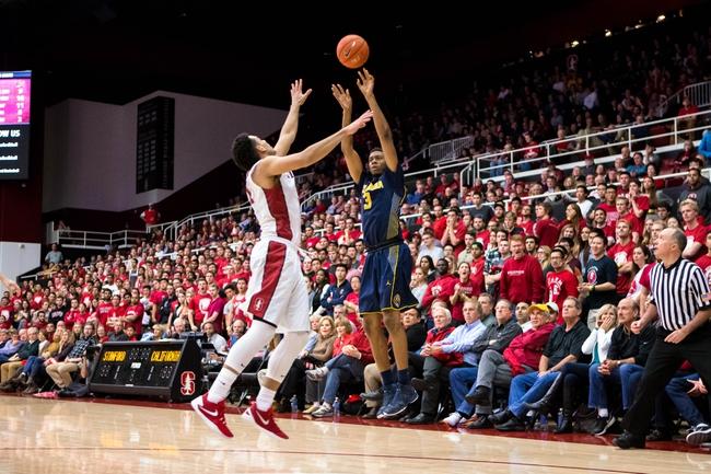 California vs. Oregon State - 2/13/16 College Basketball Pick, Odds, and Prediction