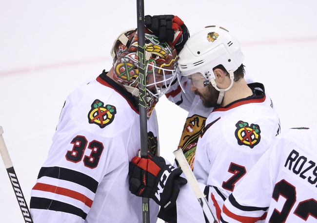 Chicago Blackhawks vs. Toronto Maple Leafs - 2/15/16 NHL Pick, Odds, and Prediction