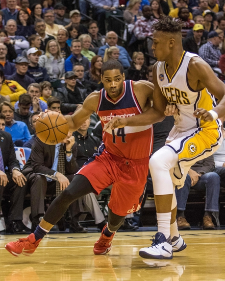 Indiana Pacers at Washington Wizards - 3/5/16 NBA Pick, Odds, and Prediction