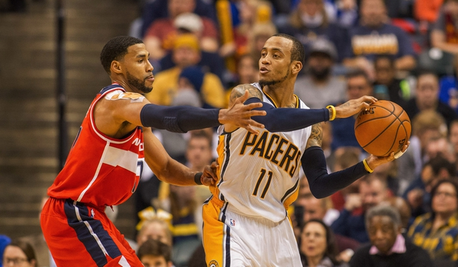 Wizards vs. Pacers - 3/5/16 NBA Pick, Odds, and Prediction