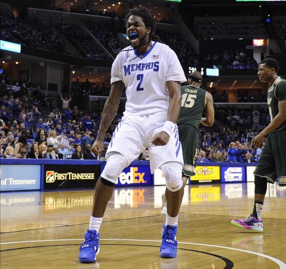 Cincinnati Bearcats vs. Memphis Tigers - 1/21/16 College Basketball Pick, Odds, and Prediction