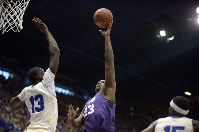 TCU Horned Frogs vs. Texas Tech Red Raiders - 1/18/16 College Basketball Pick, Odds, and Prediction