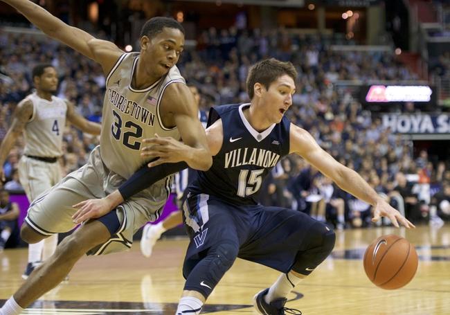 Villanova vs. Georgetown - 3/5/16 College Basketball Pick, Odds, and Prediction