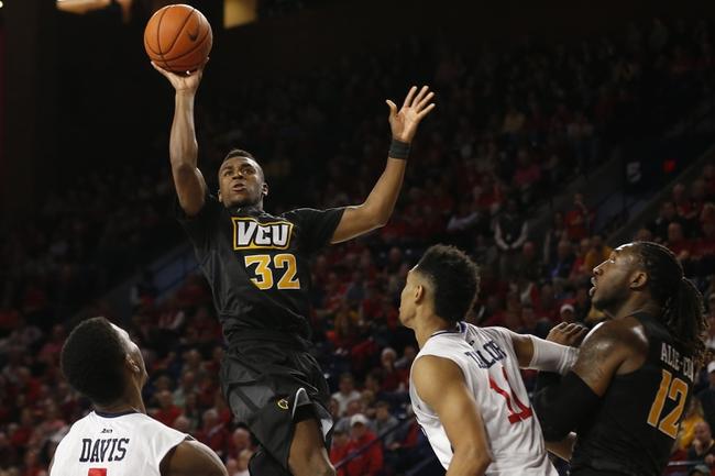 VCU vs. George Washington - 2/6/16 College Basketball Pick, Odds, and Prediction