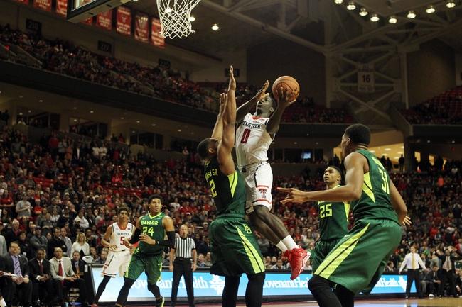 Baylor vs. Texas Tech - 2/13/16 College Basketball Pick, Odds, and Prediction