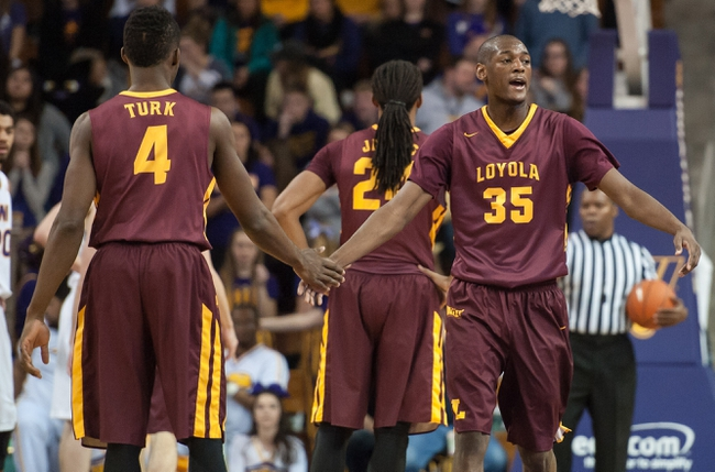 Loyola of Chicago vs. Drake - 1/23/16 College Basketball Pick, Odds, and Prediction