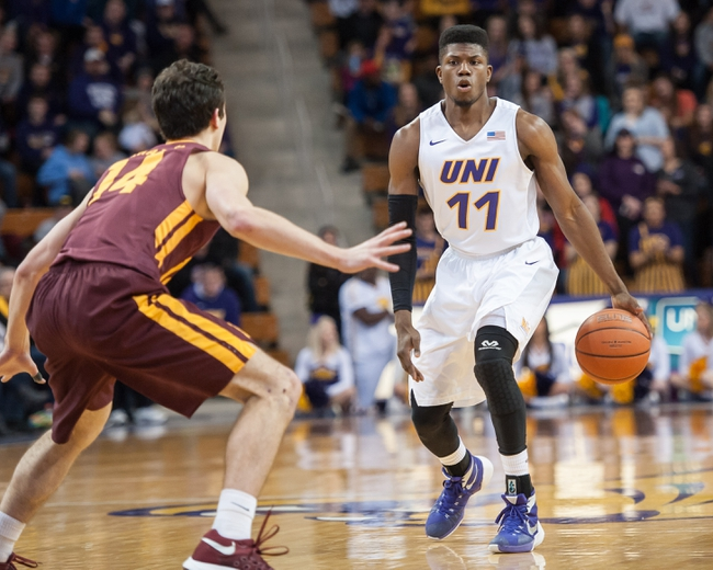 Northern Iowa Panthers vs. Southern Illinois Salukis - 1/31/16 College Basketball Pick, Odds, and Prediction