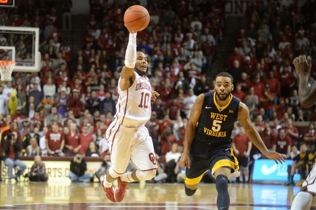 West Virginia vs. Oklahoma - 2/20/16 College Basketball Pick, Odds, and Prediction