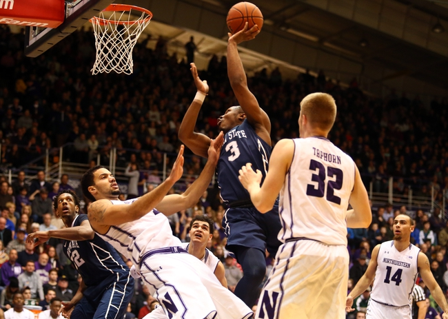 Penn State vs. Northwestern - 3/3/16 College Basketball Pick, Odds, and Prediction