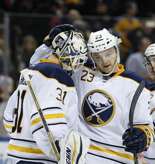Washington Capitals vs. Buffalo Sabres - 11/25/16 NHL Pick, Odds, and Prediction
