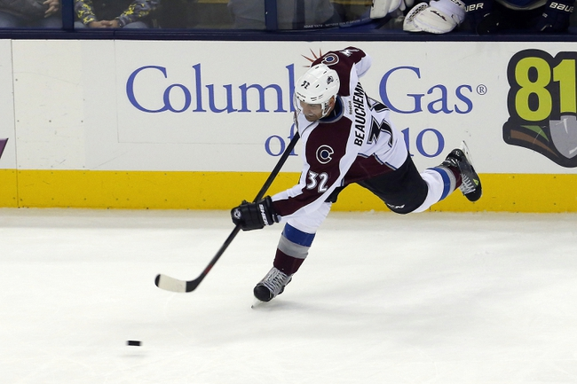 Columbus Blue Jackets vs. Colorado Avalanche - 11/21/16 NHL Pick, Odds, and Prediction