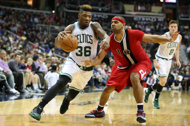 Celtics at Wizards - 1/25/16 NBA Pick, Odds, and Prediction
