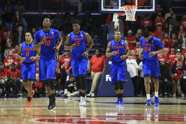 Florida vs. Mississippi State - 1/19/16 College Basketball Pick, Odds, and Prediction