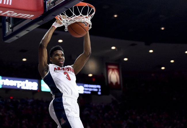 Stanford Cardinal vs. Arizona Wildcats - 1/21/16 College Basketball Pick, Odds, and Prediction