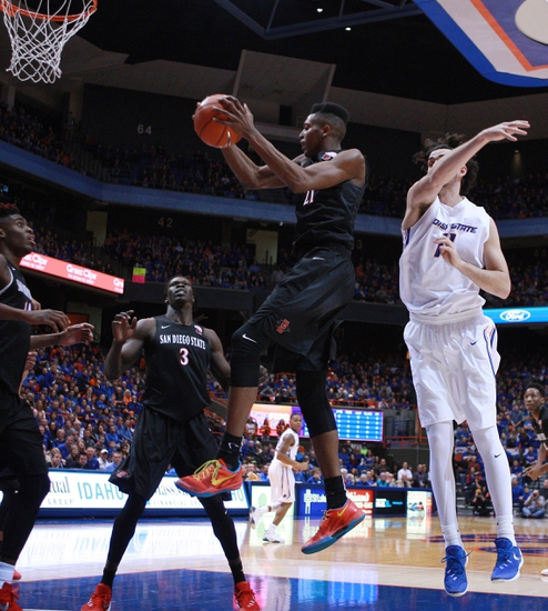 San Diego State Aztecs vs. Fresno State Bulldogs - 1/19/16 College Basketball Pick, Odds, and Prediction