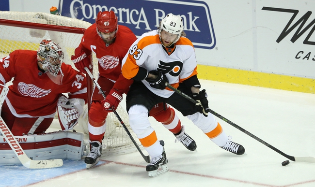 Flyers vs. Red Wings - 3/15/16 NHL Pick, Odds, and Prediction