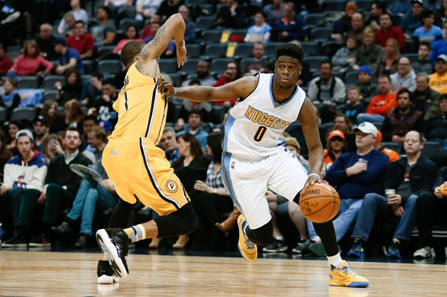 Pacers vs. Nuggets - 1/30/16 NBA Pick, Odds, and Prediction