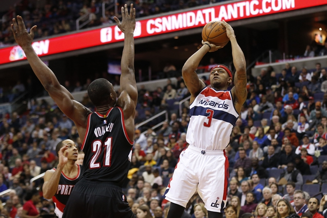 Trail Blazers vs. Wizards - 3/8/16 NBA Pick, Odds, and Prediction