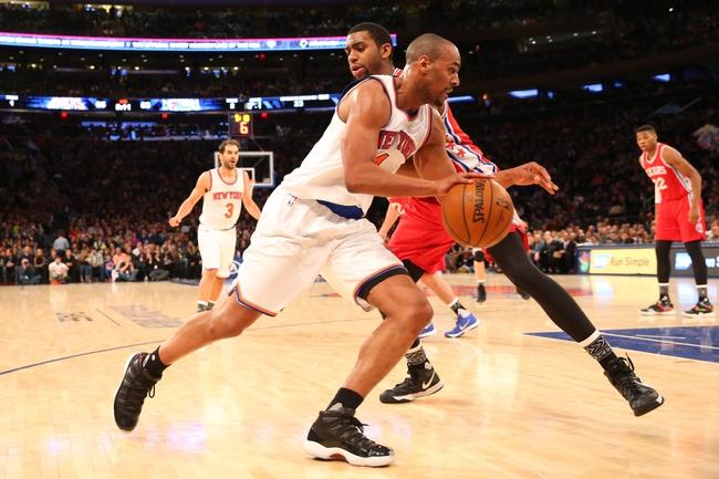 76ers vs. Knicks - 4/8/16 NBA Pick, Odds, and Prediction