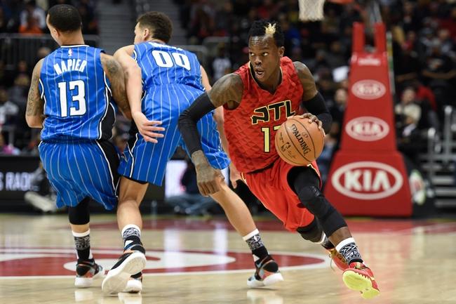 Magic vs. Hawks - 2/7/16 NBA Pick, Odds, and Prediction