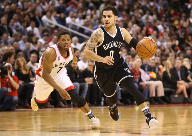 Brooklyn Nets at Toronto Raptors  - 3/8/16 NBA Pick, Odds, and Prediction