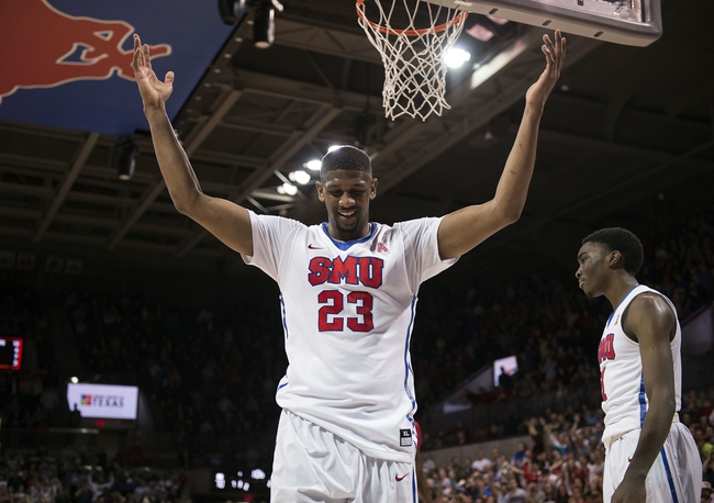 Houston Cougars vs. Southern Methodist Mustangs - 2/1/16 College Basketball Pick, Odds, and Prediction
