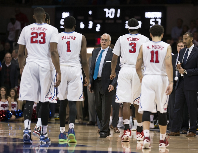 Southern Methodist vs. Memphis - 1/30/16 College Basketball Pick, Odds, and Prediction