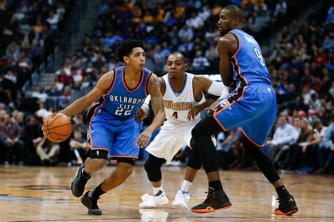 Nuggets vs. Thunder - 4/5/16 NBA Pick, Odds, and Prediction