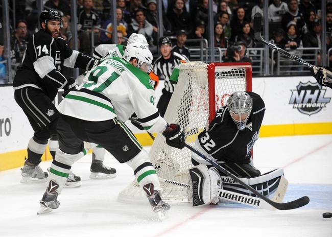 Dallas Stars vs. Los Angeles Kings - 3/15/16 NHL Pick, Odds, and Prediction