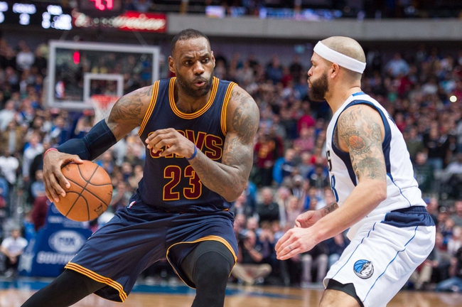 Cleveland Cavaliers vs. Dallas Mavericks - 3/16/16 NBA Pick, Odds, and Prediction