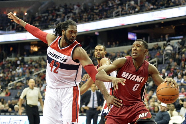 Heat vs. Wizards - 2/20/16 NBA Pick, Odds, and Prediction