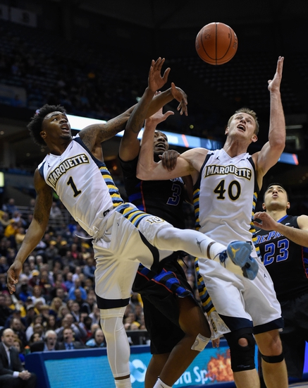 St. John's Red Storm vs. Marquette Golden Eagles - 1/23/16 College Basketball Pick, Odds, and Prediction