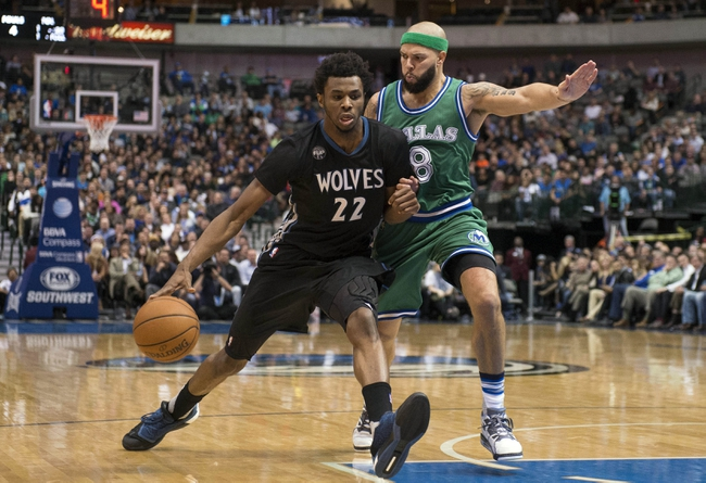 Mavericks vs. Timberwolves - 2/28/16 NBA Pick, Odds, and Prediction