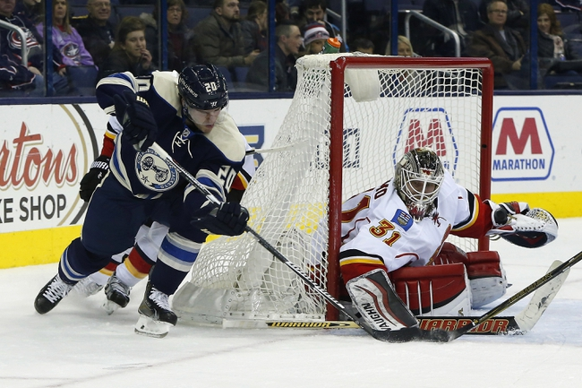 Calgary Flames vs. Columbus Blue Jackets - 2/5/16 NHL Pick, Odds, and Prediction