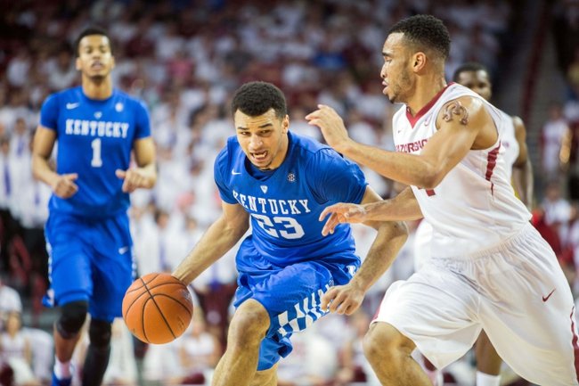 Kentucky vs. Vanderbilt - 1/23/16 College Basketball Pick, Odds, and Prediction