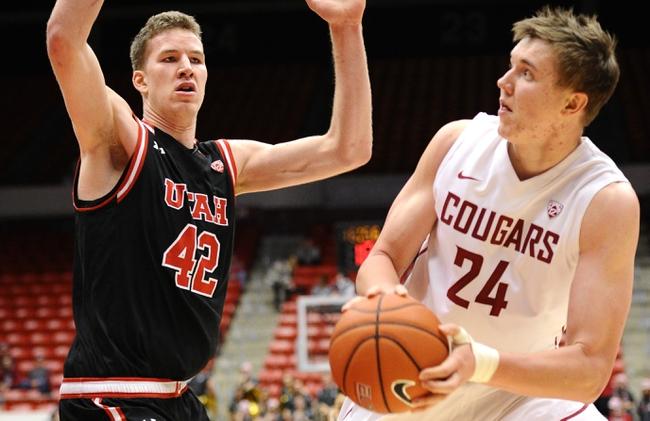 Utah vs. Washington State - 2/14/16 College Basketball Pick, Odds, and Prediction