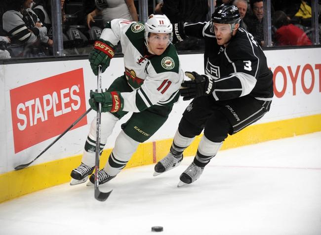 Wild vs. Kings - 3/22/16 NHL Pick, Odds, and Prediction