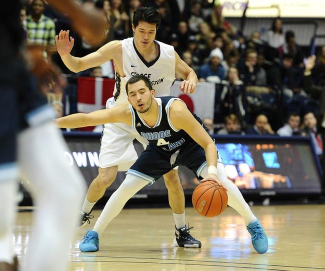 Rhode Island Rams vs. Saint Joseph's Hawks - 1/30/16 College Basketball Pick, Odds, and Prediction
