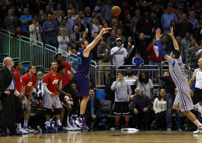 Hornets vs. Magic - 3/16/16 NBA Pick, Odds, and Prediction