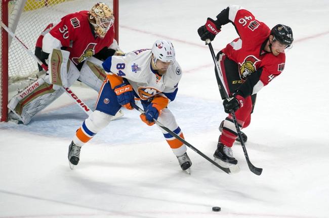 New York Islanders vs. Ottawa Senators - 3/23/16 NHL Pick, Odds, and Prediction