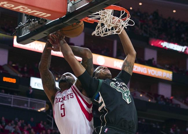 Bucks vs. Rockets - 2/29/16 NBA Pick, Odds, and Prediction