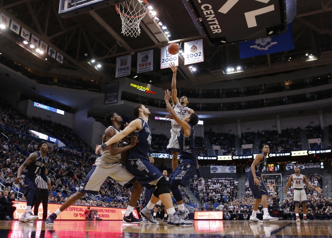 UConn vs. Cincinnati - 1/28/16 College Basketball Pick, Odds, and Prediction