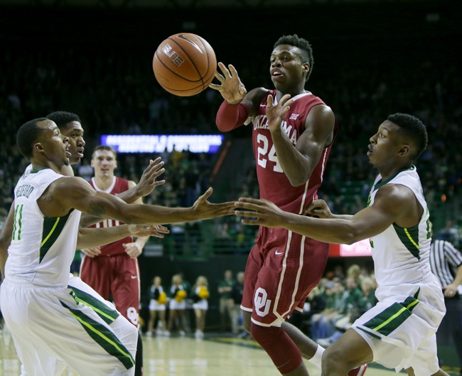 Oklahoma vs. Baylor - 3/1/16 College Basketball Pick, Odds, and Prediction