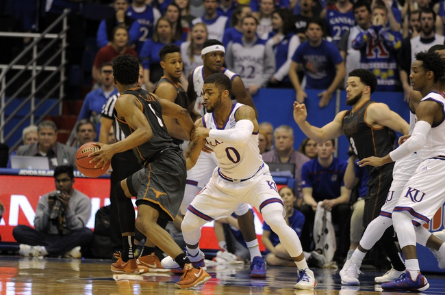 Kansas at Texas - 2/29/16 College Basketball Pick, Odds, and Prediction