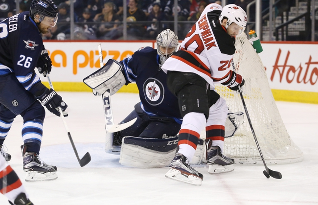 Winnipeg Jets vs. New Jersey Devils - 11/29/16 NHL Pick, Odds, and Prediction