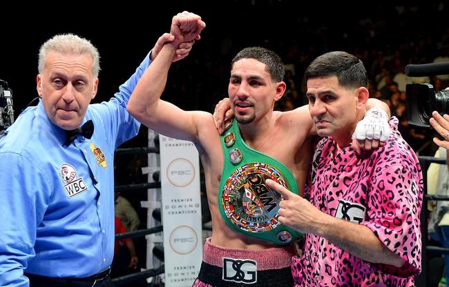Danny Garcia vs. Samuel Vargas Boxing Preview, Pick, Odds, Prediction - 11/12/16