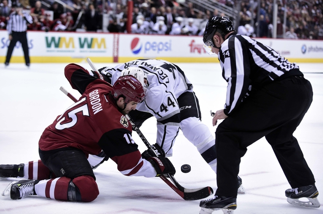 Coyotes vs. Kings - 2/2/16 NHL Pick, Odds, and Prediction