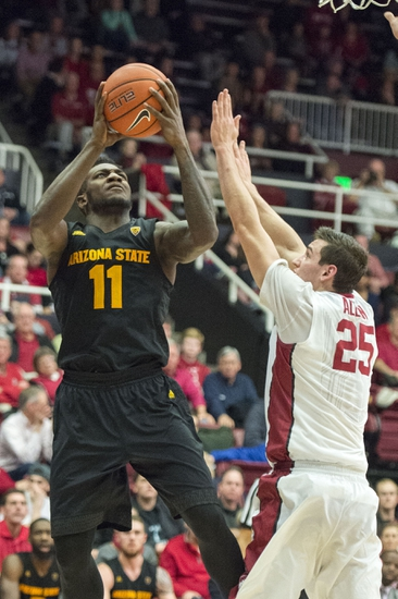 Arizona State Sun Devils vs. Stanford Cardinal - 3/3/16 College Basketball Pick, Odds, and Prediction